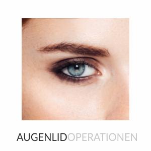 Augenlidoperationen
