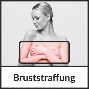 Bruststraffung: Beratungsgespräch und Voruntersuchung mit einem Facharzt