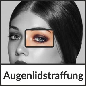 Augenlidstraffung / Schlupflider : Beratungsgespräch mit einem Facharzt
